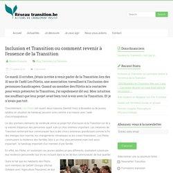 Les Pilotis - Belgique : comment revenir à l'essence de la Transition