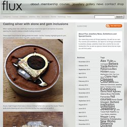 Flux Jewellery News, Exhibitions and Special Events