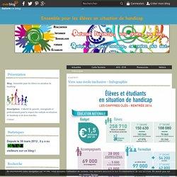 Vers une école inclusive - Infographie