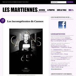 Les incompétentes de Cannes