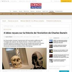 Darwin l'incompris : quatre idées reçues sur l'évolution - Sciencesetavenir.fr
