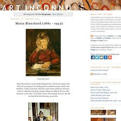 Art Inconnu - Little-known and under-appreciated art.: Biography