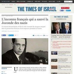 L'inconnu français qui a sauvé la Joconde des nazis