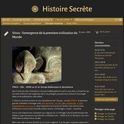 L'Europe inconnue - www.histoire-secrete.fr