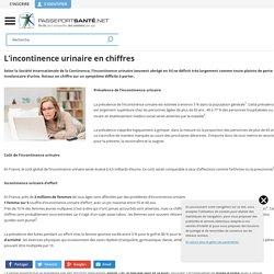 L'incontinence urinaire en chiffres