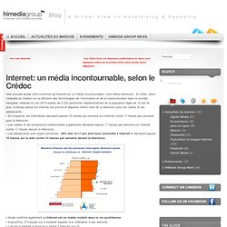2012 - Internet incontournable - 2012