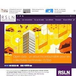 Open data : un atout incontournable pour les collectivités territoriales (1/3)