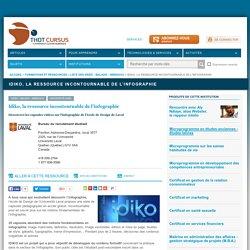 Idiko, la ressource incontournable de l'infographie