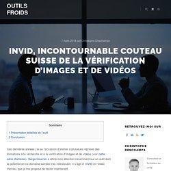 InVID, incontournable couteau suisse de la vérification d'images et de vidéos