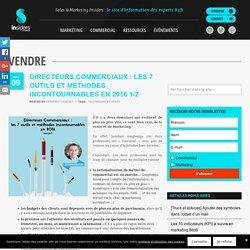 Sales & Marketing Insiders 7 outils et méthodes incontournables pour les commerciaux
