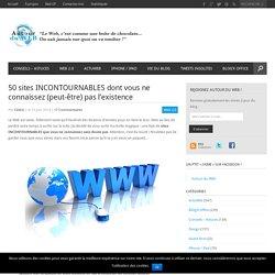 50 sites INCONTOURNABLES dont vous ne connaissez (peut-être) pas l'existence