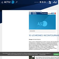 10 Uchronies incontournables - ActuSF - Site sur l'actualité de l'imaginaire