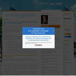 Pour vos budgets 2014, 7 tendances incontournables autour de l'email et du CRM