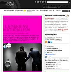 Les 12 Tendances de Consommation Incontournables pour 2012 de trendwatching.com