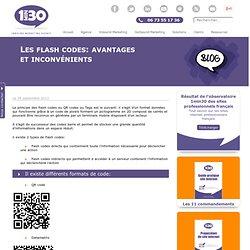 Les flash codes: avantages et inconvénients