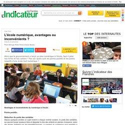 L'école numérique, avantages ou inconvénients ? - High-Tech - L'indicateur des Flandres