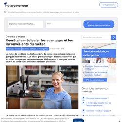 Secrétaire médicale : les avantages et les inconvénients du métier - MaFormation