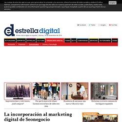 La incorporación al marketing digital de Seonegocio - Comunicados