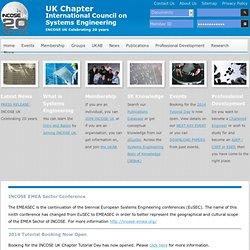 INCOSE UK Chapter