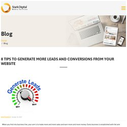Best Way For Increase Your Sales, Leads & Conversions - Stark Digital