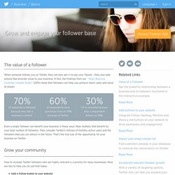 How to Increase Twitter Followers