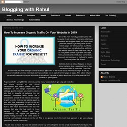 Blogging with Rahul: Email marketing