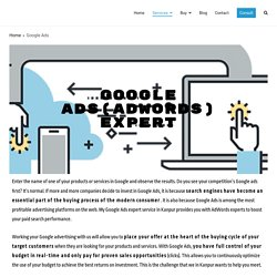 Google Ads Expert - Increase Revenue - Contact for Help