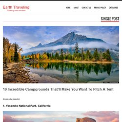 earth-traveling