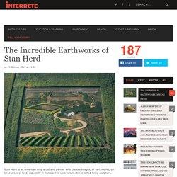 Tableau dans des champs - Stan Herd