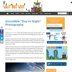 """Incredible """"Day to Night"""" Photography"""