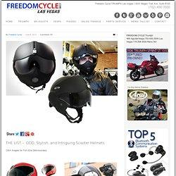 The List - Incredible Custom Triumph Bonneville Mods - Freedom Cycle Triumph Las Vegas