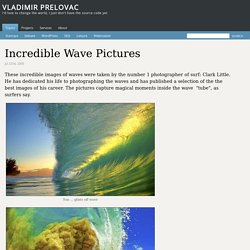 Incredible Wave Pictures