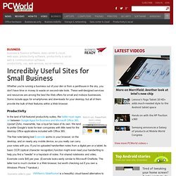 Useful sites for small business