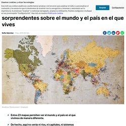 23 increíbles mapas con datos y cifras sorprendentes sobre el mundo