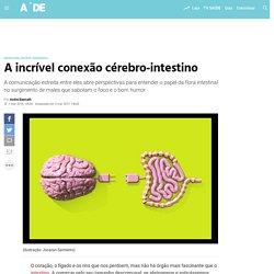 A incrível conexão cérebro-intestino