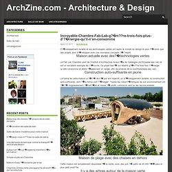 ArchZine.com - Architecture & Design, moderne, int? rieur, ext? rieur, Meubles de luxe