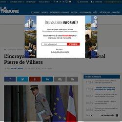 """L'incroyable audition """"testament"""" du général Pierre de Villiers"""