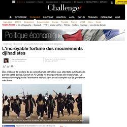 L'incroyable fortune des mouvements djihadistes