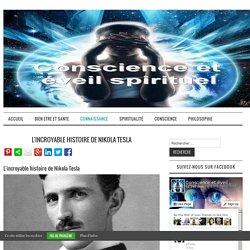 L'incroyable histoire de Nikola Tesla