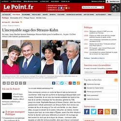 L'incroyable saga des Strauss-Kahn