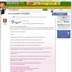 Forums : Les Incroyables Comestibles (Page 1)