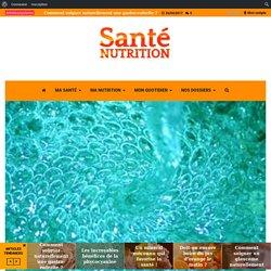 Les incroyables bénéfices de la phycocyanine - Santé Nutrition