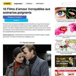 10Films d'amour incroyables aux scénarios poignants