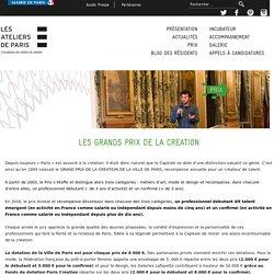 Ateliers de Paris – Incubateur