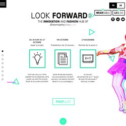 Look Forward : l'incubateur de start-up by showroomprivé.com