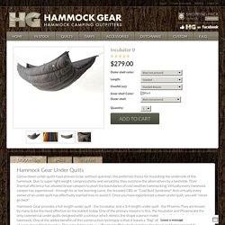 Incubator 0 - Hammock Gear