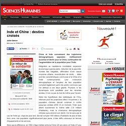 Inde et Chine : destins croisés - Julien Damon, article Démographie