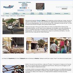 Inde du Sud : Chennai (Madras)