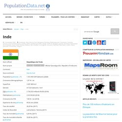 PopulationData.net