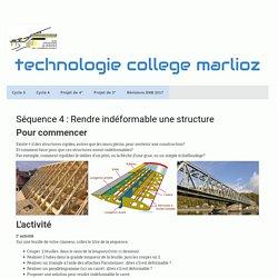 Séq4 : Indéformable - Site de technologie-marlioz